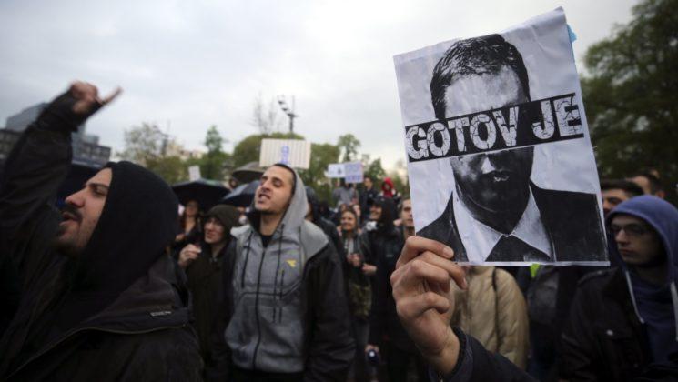 Vučić und die Proteste: Welche Ziele verfolgen die Demonstranten?