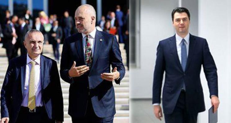 Politische Show oder Machtkampf?