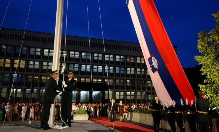Nationalfeiertag in Slowenien (dan državnosti)
