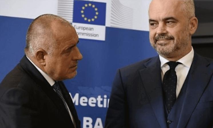 Albanien beugt sich dem diplomatischen Druck Bulgariens