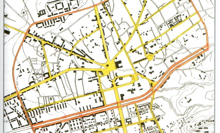 Geschichte zur Stadtentwicklung in Südosteuropa und heutige Situation