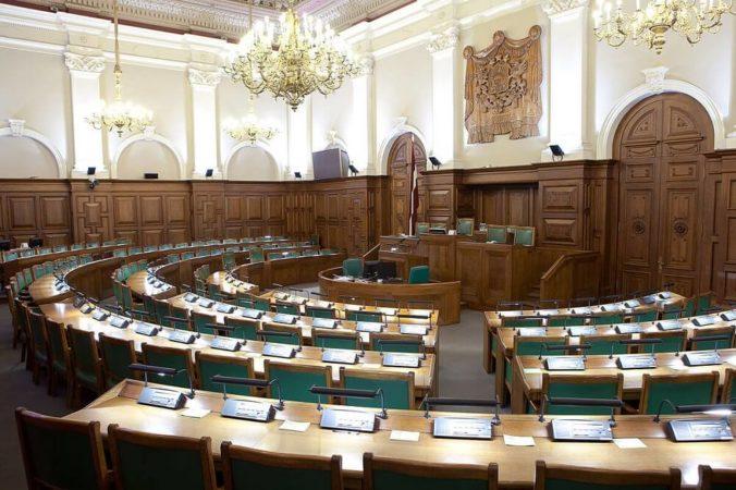 Das politische System der Republik Lettland