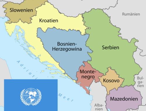 Die Vereinten Nationen und die Nachfolgestaaten Jugoslawiens – Wie sieht es heute aus?