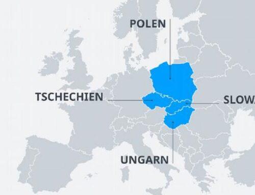 Das Visegrád-Gruppe von 1991 bis heute – Ein mittelosteuropäisches Kooperationsformat im Laufe der Zeit
