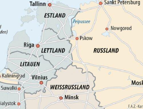 Wieso Sprachen im Baltikum ein Politikum sind