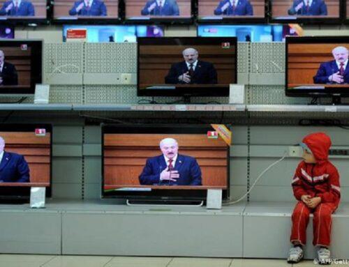 Medien als Instrument der Macht und Propaganda in Belarus