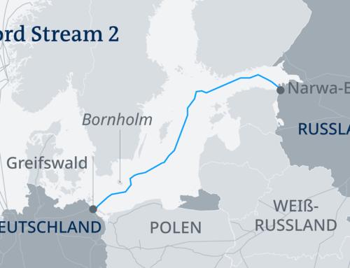 Nord-Stream 2: Ein Projekt mit hohen politischen Kosten für die politische Glaubwürdigkeit Deutschlands in Mittel- und Osteuropa