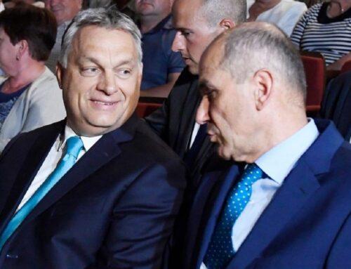 Janšas Kurs zwischen Trump und Orbán: Slowenien rückt nach rechts