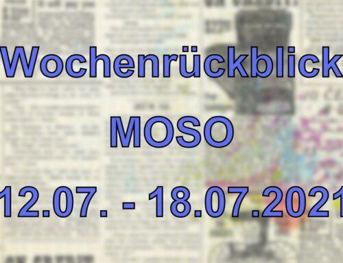 Wochenrückblick: Kurznachrichten aus den MOSO-Ländern (12.07.2021 – 18.07.2021)