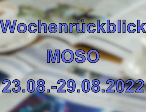 Wochenrückblick: Kurznachrichten aus den MOSO-Ländern (23.08. – 29.08.2021)