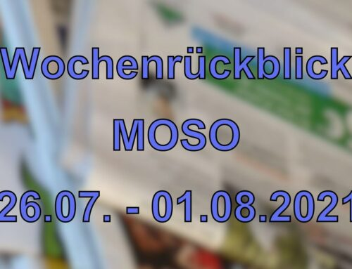 Wochenrückblick: Kurznachrichten aus den MOSO-Ländern (26.07.-01.08.2021)