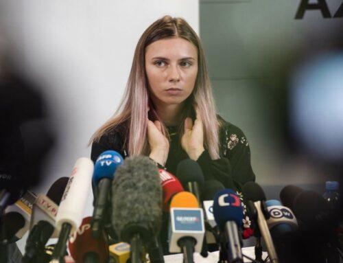 Fall Tsimanouskaya: Flucht von Tokio nach Warschau