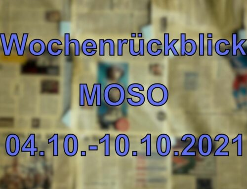 Wochenrückblick: Kurznachrichten aus den MOSO-Ländern (04.10. – 10.10.2021)